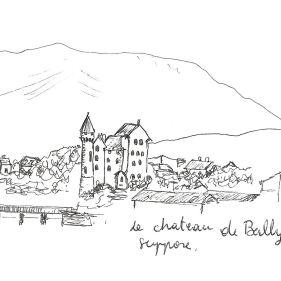 Chateau-Cahersiveen