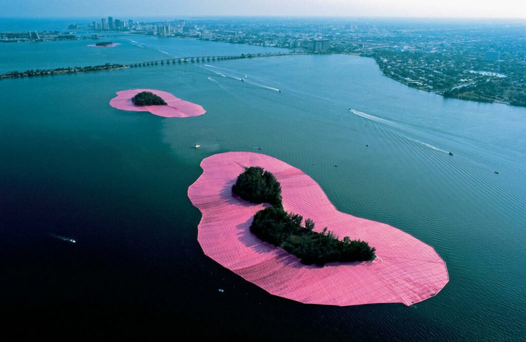 Surrounded Islands - Christo