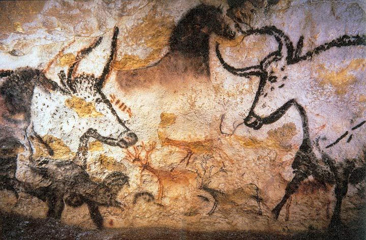 Peintures rupestres - Lascaux