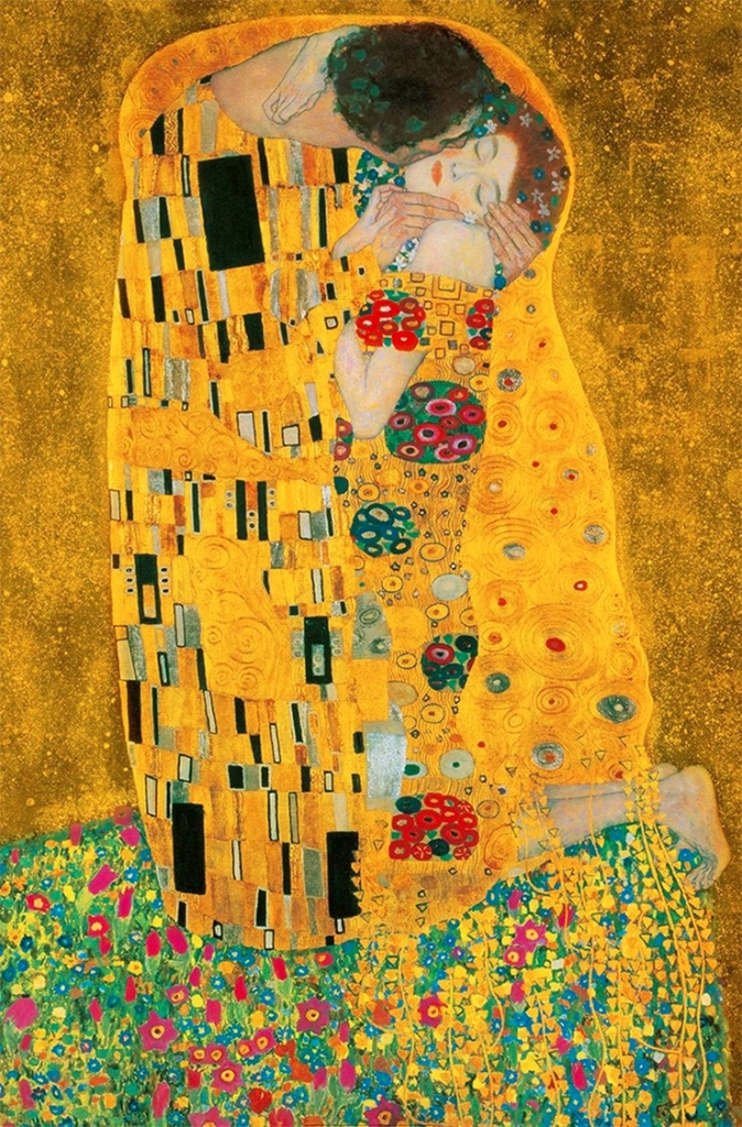 Le Baiser - Klimt